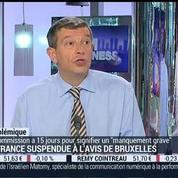 Nicolas Doze: L'Europe peut-elle rejeter notre projet de loi des finances 2015 ?