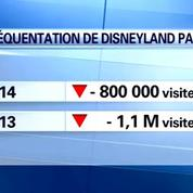 Euro Disney annonce une recapitalisation d'un milliard d'euros