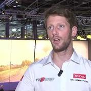 Formule 1 / Grosjean à propos de Bianchi : Ça me fait mal