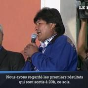 Evo Morales réélu à la tête de la Bolivie