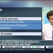 Comment se porte l'indice parisien après ces zones de turbulences sur les marchés?: Frédéric Rollin –