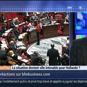La situation devient-elle intenable pour François Hollande ? (1/4) –