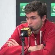 Tennis / Simon : Je me bats avec mon jeu
