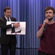 Daniel Radcliffe rappe l'alphabet à la télévision américaine