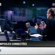 La chronique d'Anthony Morel : Des ampoules connectés