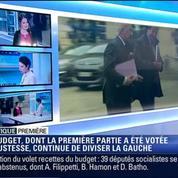 Politique Première: Le projet de budget de l'Etat pour 2015 continue de diviser la gauche