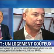 BFM Story: La rénovation du logement de fonction de Thierry Lepaon aurait coûté 130000 euros à la CGT