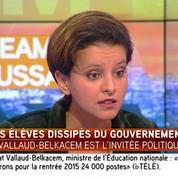 Assurance-chômage : Belkacem dénonce
