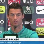Football / Cristiano Ronaldo encense Varane