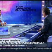 3 minutes pour convaincre 2014: Rentabiliser ses données personnelles avec Yes Profile: Christian-François Viala