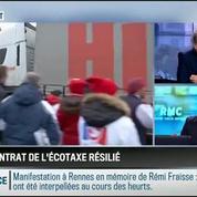 Le parti pris d'Hervé Gattegno : Dans la faillite de l'écotaxe, ce n'est pas le coût financier qui sera le plus lourd !