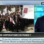 Brunet & Neumann : Y-a-t-il trop de corporatisme en France ? –