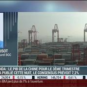 Décryptage de l'actualité macro-économique : Christian Parisot