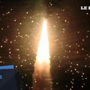 L'Argentine lance son premier satellite de télécommunications
