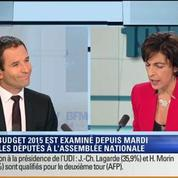 Benoît Hamon: L'invité de Ruth Elkrief –