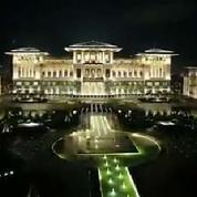 Turquie : Erdogan inaugure son palais présidentiel à 350 millions de dollars