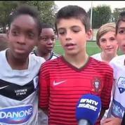 Football / La communauté portugaise fan de Ronaldo