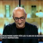 Les 15 ans de la maison Pierre Hardy: Laure Hériard-Dubreuil et Pierre Hardy (2/4) –