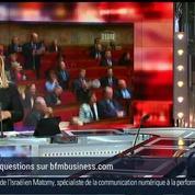 Jean-Pierre Raffarin, co-président par intérim de l'UMP (2/3) –