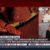 Métiers d'art, Métiers de luxe: Chocolatier, Nicolas Cloiseau