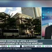 Les tendances sur les marchés: Louis Bert –