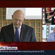 Emmanuel Lechypre: Budget 2015: Réduction de 0,6 point de PIB du déficit structurel –