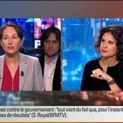 BFM Politique: L'interview de Ségolène Royal par Apolline de Malherbe (1/6)