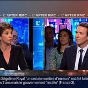 BFM Politique: L'after RMC de Guillaume Peltier par Véronique Jacquier 6/6