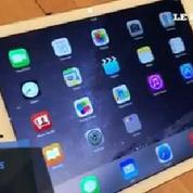 Première prise en main de l'iPad Air 2