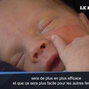 Les parents du premier bébé né d'un utérus transplanté témoignent