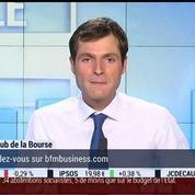Le Club de la Bourse: Christian Cambier, Fabrice Seiman et Frédéric Rozier –