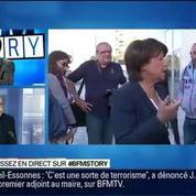 BFM Story: Gouvernement: Martine Aubry critique et se tient du côté des frondeurs