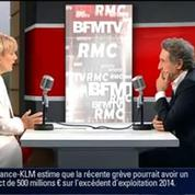 Bourdin Direct : Nadine Morano –