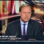 Jean-Michel Naulot, ancien membre du collège de l'AMF (2/3) –