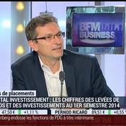 Capital-invetissement: bilan du premier semetre 2014: Michel Chabanel
