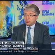 BNP Paribas: bons résultats malgré la lourdeur de l'amende américaine: Jean-Laurent Bonnafé