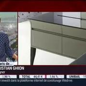 Le Paris de Christian Ghion