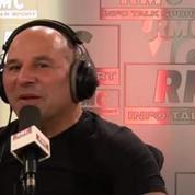 Super Moscato Show / Moscato : Si je suis l'entraîneur de Materazzi, je lui roule une pelle