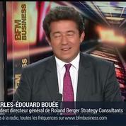 Charles Édouard Bouée, président directeur général de Roland Berger Strategy Consultants (3/3)