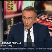 Jean-Ludovic Silicani, président de l'Arcep (2/4)