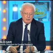 Charles Gave : 70% des banques européennes en état de quasi faillite