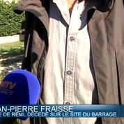 Mort de Rémi Fraisse: la police scientifique analyse le sac à dos