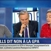 BFM Story: GPA: Quel avenir pour les enfants conçus à l'étranger ?