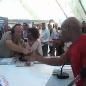 Super Moscato Show / Les coulisses avec Mike Tyson