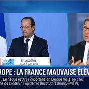 BFM Story: Budget 2015: la Commission européenne à Bruxelles peut-elle le rejeter?