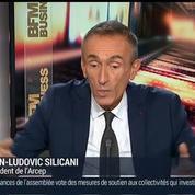 Jean-Ludovic Silicani, président de l'Arcep (1/3)