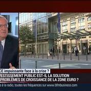 Les actions de la BCE sont-elles impuissantes face à la crise ?: Jean-Claude Trichet, Jean-Hervé Lorenzi, Patrick Artus et Emmanuel Lechypre (2/3) –