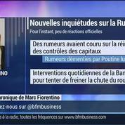 Marc Fiorentino: La Russie n'échappera pas à la récession