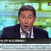 Brunet & Neumann : Gratuité des péages le week-end: Ségolène Royal toujours aussi démago?