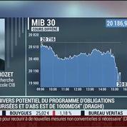 Conférence de presse de Mario Draghi: les réactions de Frédérik Ducrozet et Benaouda Abdeddaïm